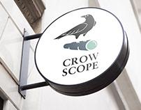 Rebrand | Crowscope