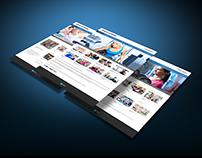 Fanat-Fitness.com.ua — Fitness Club Promo Website