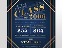 Class of 2006 Reunion Poster