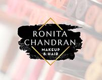 Ronita Chandran - Branding, Makeup Artist