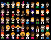 Characters - Avatars