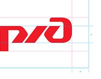RZD // Brandbook