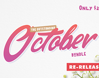 The Re-Released October Bundle