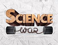 """GAME """"Science war"""""""