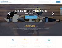 Eduonline - Stunning Educational Joomla Template