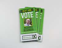 Norwich Green Party Election Campaign