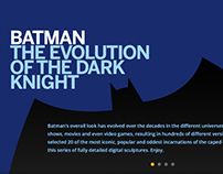 Batman: The Evolution of the Dark Knight