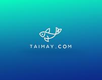 2017年6月为「 TAIMAY 新媒体」设计制作网站片头