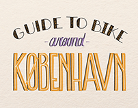 Guide to bike around Copenhagen