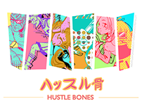 HUSTLE BONES ハッスル骨