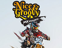 Nice & Groovy: Logo design