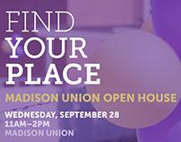 Madison Union Open House 2016