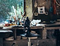 Poterie artisanale bretonne