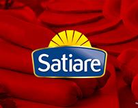 Rebranding Satiare