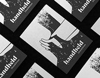 handheld – packaging design for heros