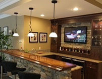 Basement Design-Build-Furnish