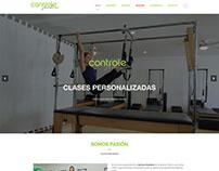 Controle Pilates