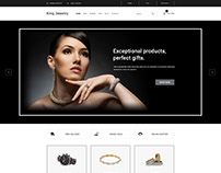 King Jewelry eCommerce