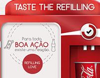Taste The Refilling - El Ojo 2016
