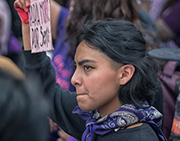 Protesta contra la Violencia d Género / Documental