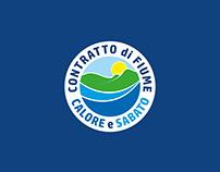 Logo Design / CONTRATTO DI FIUME CALORE e SABATO