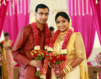 Nisha + Arjun