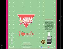 Etiquetas (Pomelo y Maracuyá)