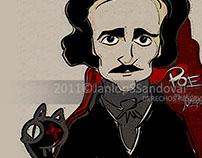 Edgar Allan Poe_By Janlops