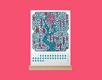 Essie Letterpress Artist's Almanac
