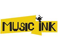 Music Ink Branding