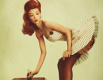 Pin Up 1 (source images copyright Phlearn.com)