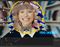 Too Jazzy?