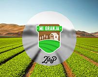 MI GRANJA - BRAND DESIGN - CONCURSO