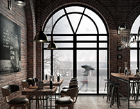 Restaurant and Cafe in Tehran by VOGUE Architects