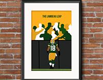 Green Bay Packers Minimalist