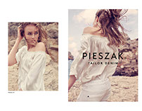 Pieszak Spring/Summer 2016 Advertising Campaign
