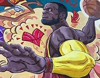 """Graffiti Wall """"Smash Doubt"""""""