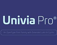 Univia Pro - FREE FONT
