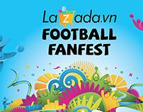 Lazada-Footbal Fanfest