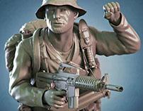 Sergeant Jones