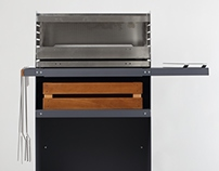 BBQING - Modular Barbecue Station