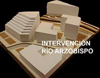 Intervención rio Arzobispo, TC II