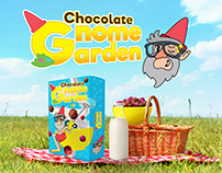 Gnome Chocolate Garden