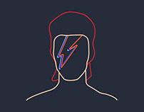 Bowie minimal