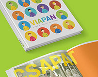 Rebranding of Viapan Group, a professional consultancy.