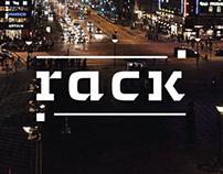 Rack - Club Copenhagen - Logo identity