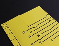 JOURNEYS, Identity and Catalogue Design