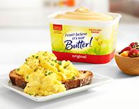Unilever: Fluffy Eggs Key Visual Retouching
