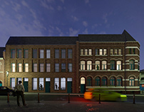 Tenement House 3d Visuals