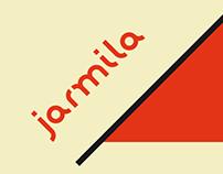 jarmila_typeface
